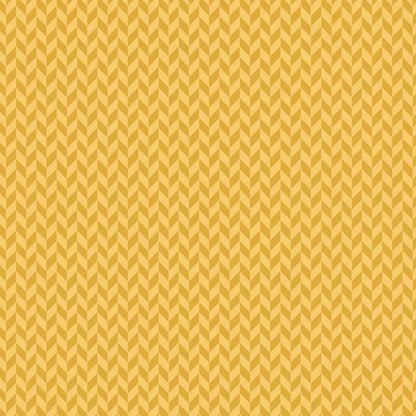 Kimberbell Basics Herringbone Texture Sunshine MAS9397-S