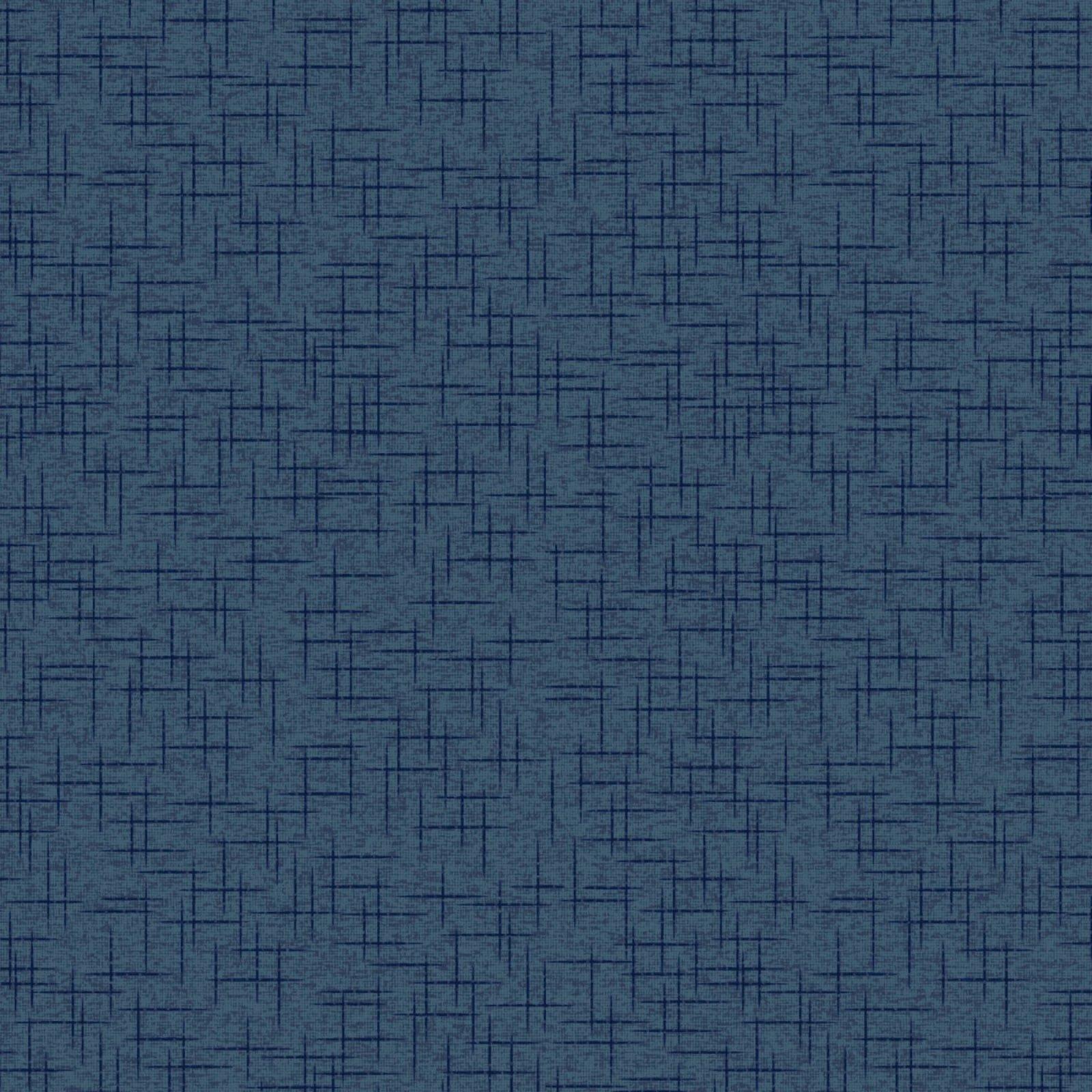 Kimberbell Basics Linen Texture Deep Navy MAS9399-N