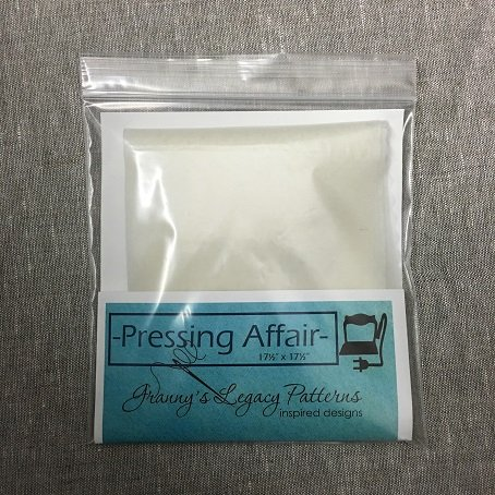 Pressing Affair Regular 17in x 17in Pressing Cloth