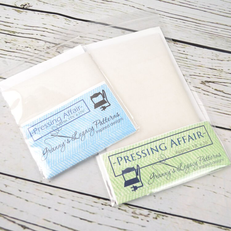 Pressing Affair Large 17in X 26in Pressing Cloth