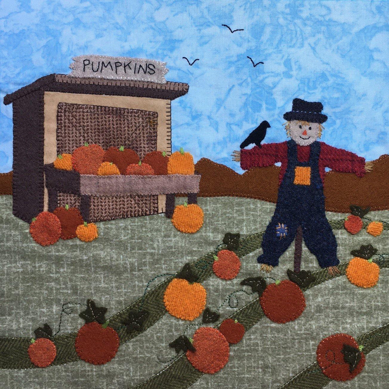 It Takes a Village The Pumpkin Patch Block Kit