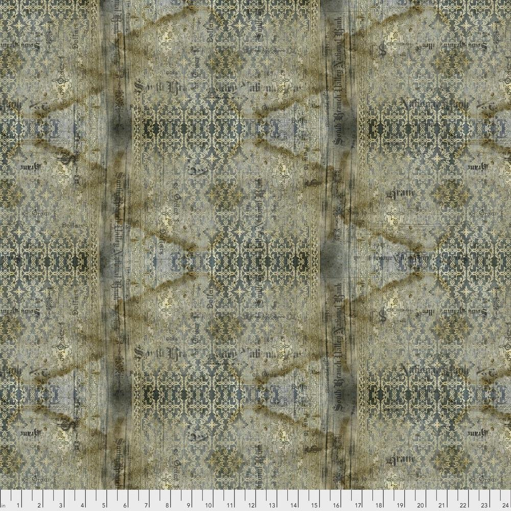 Abandoned Stained Damask Neutral PWTH133.NEUTRAL