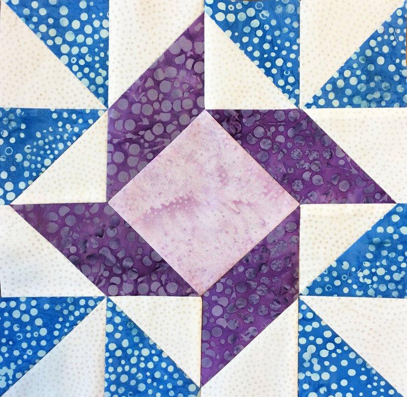 Sewing Sewcial 2019 Vivien Block Kit