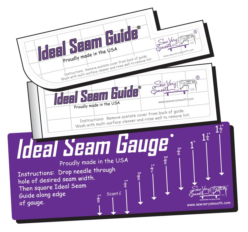 Sew Very Smooth Ideal Seam Guide Student Edition Bundle