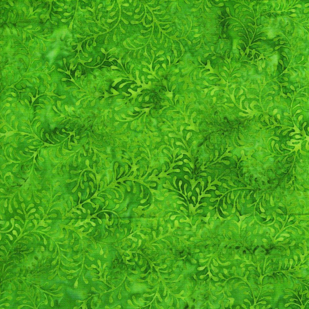 Sewing Sewcial 2019 Lime Leaf Vine