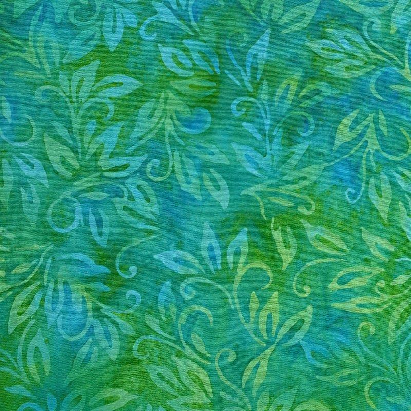 Sewing Sewcial 2020 Fancy Leaf Marbles SH89