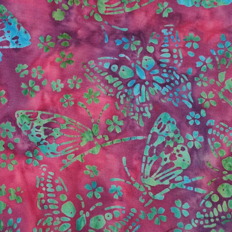 Sewing Sewcial 2020 Butterflies Orchid SH92