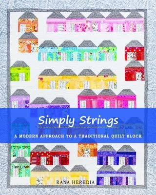Simply Strings: A Modern Approach to a Traditional Quilt Block