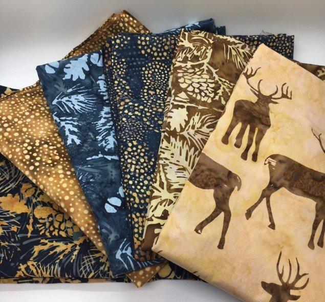 6 Pack Kit Oh Deer