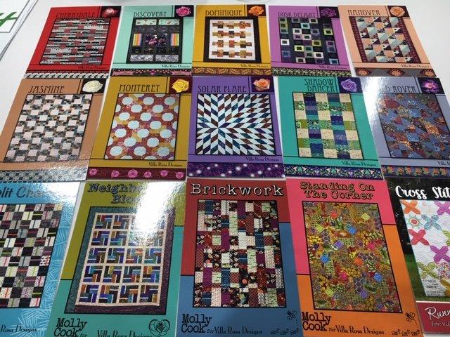 Villa Rosa 30pc Spring 2019 New Pattern Pack