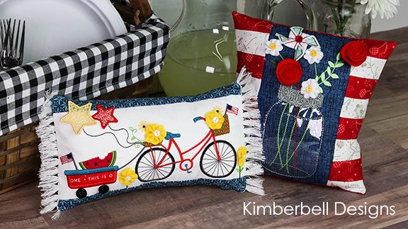 Bench Buddies Kit - July (Sewing or ME)