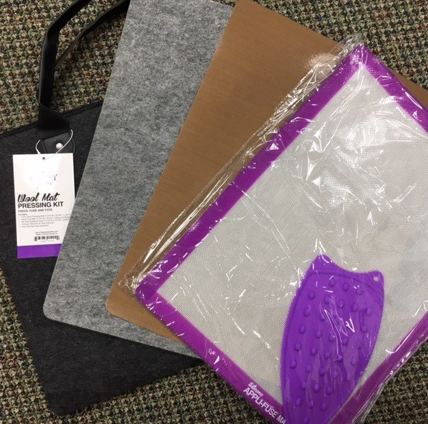 Wool Mat Pressing Kit by The Gypsy Quilter