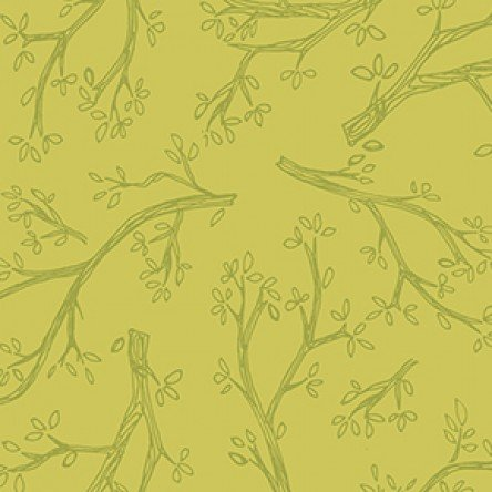 Spring Robins Olive Branches Y2375-24