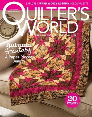 Quilters World Autumn 2015