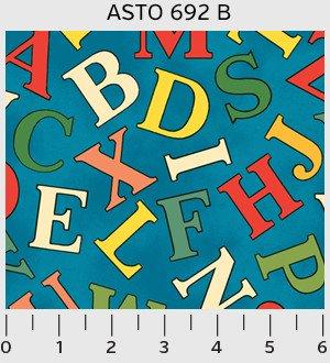 Alphabet Story 692 b