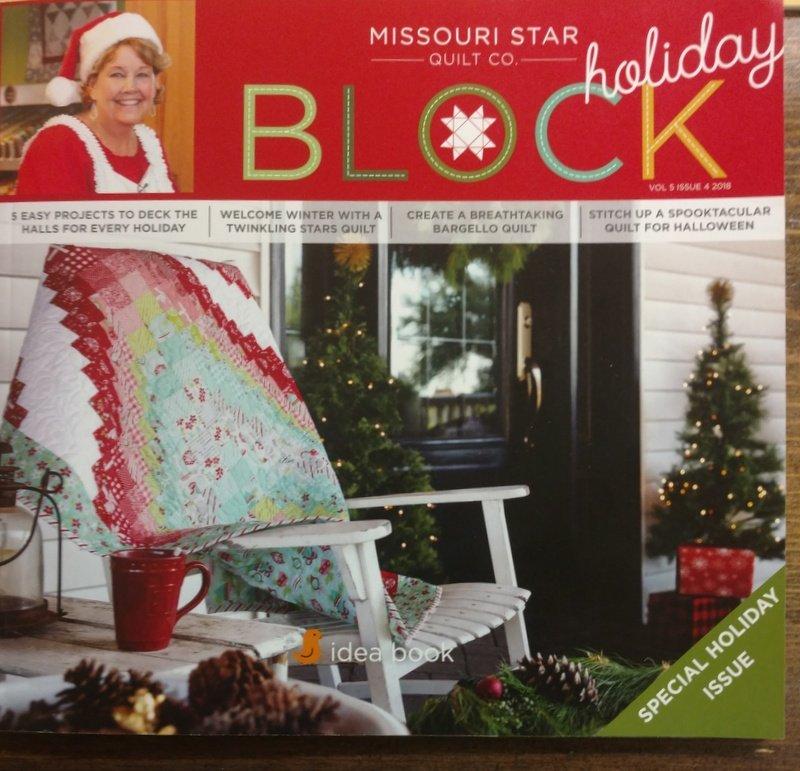 Block Magazine Holiday 2018 Vol 5 Issue 4