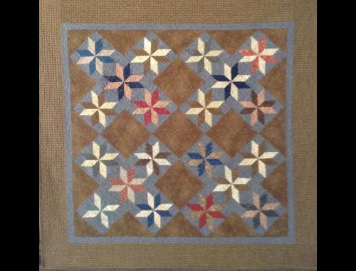 desoto star pattern