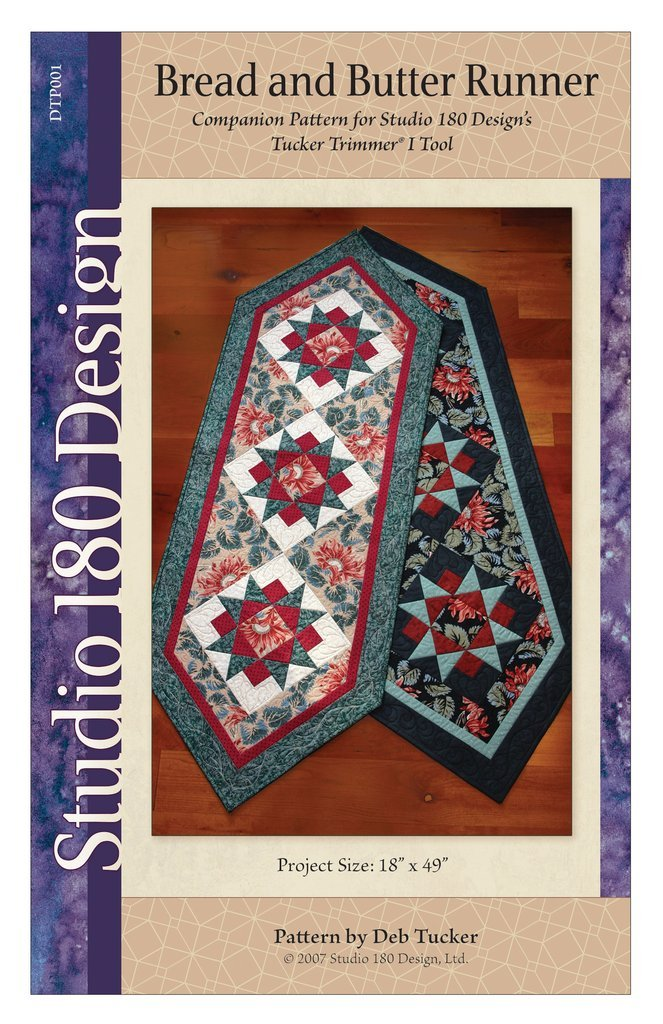 Bread and Butter Runner Pattern