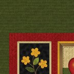Folk Art Multi Panel