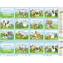 Garden Gathering Book Panel