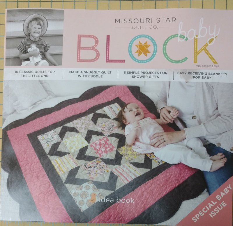 Block Magazine by missouri star vol 5 issue 1 2018