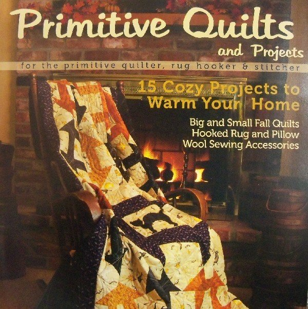 Primitive Quilts and Projects Fall 2014