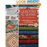 Quilters Academy - Freshman Yea