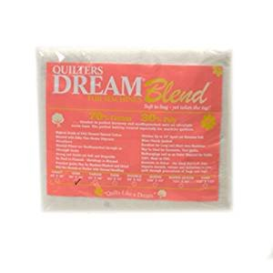 Quilters Dream Blend 70/30 Crib