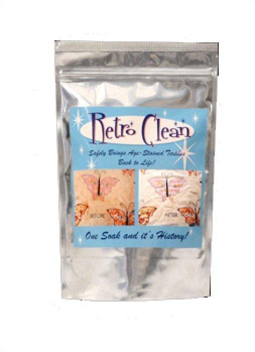 Retro Clean 4 oz one soak