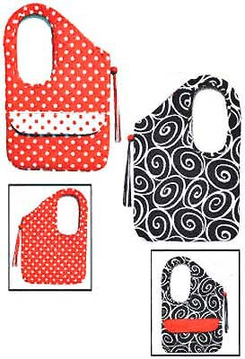 The O Bag Pattern by  Oceanlake Designs
