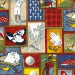 Art of Golf Patches