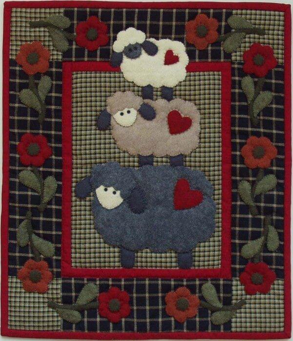 Wooly Sheep Kit