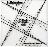 3 1/2  X block ruler