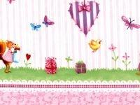 bundle of pink - Panel