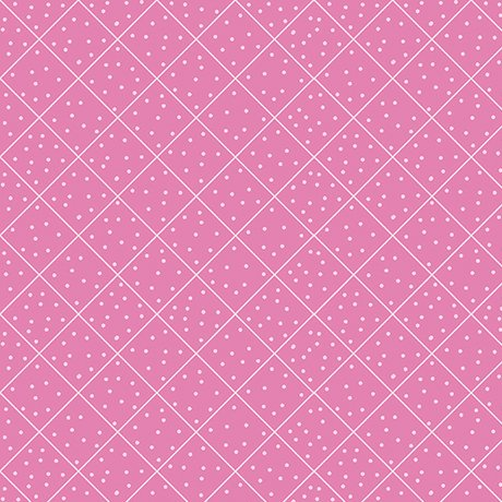 The Quilted Cottage Dotted Diamond Check-26430