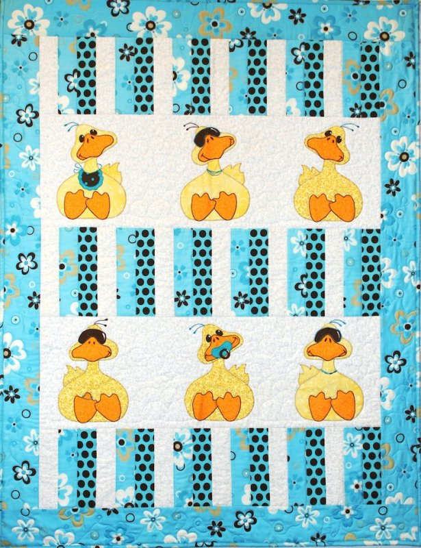 Just Ducky E-Pattern