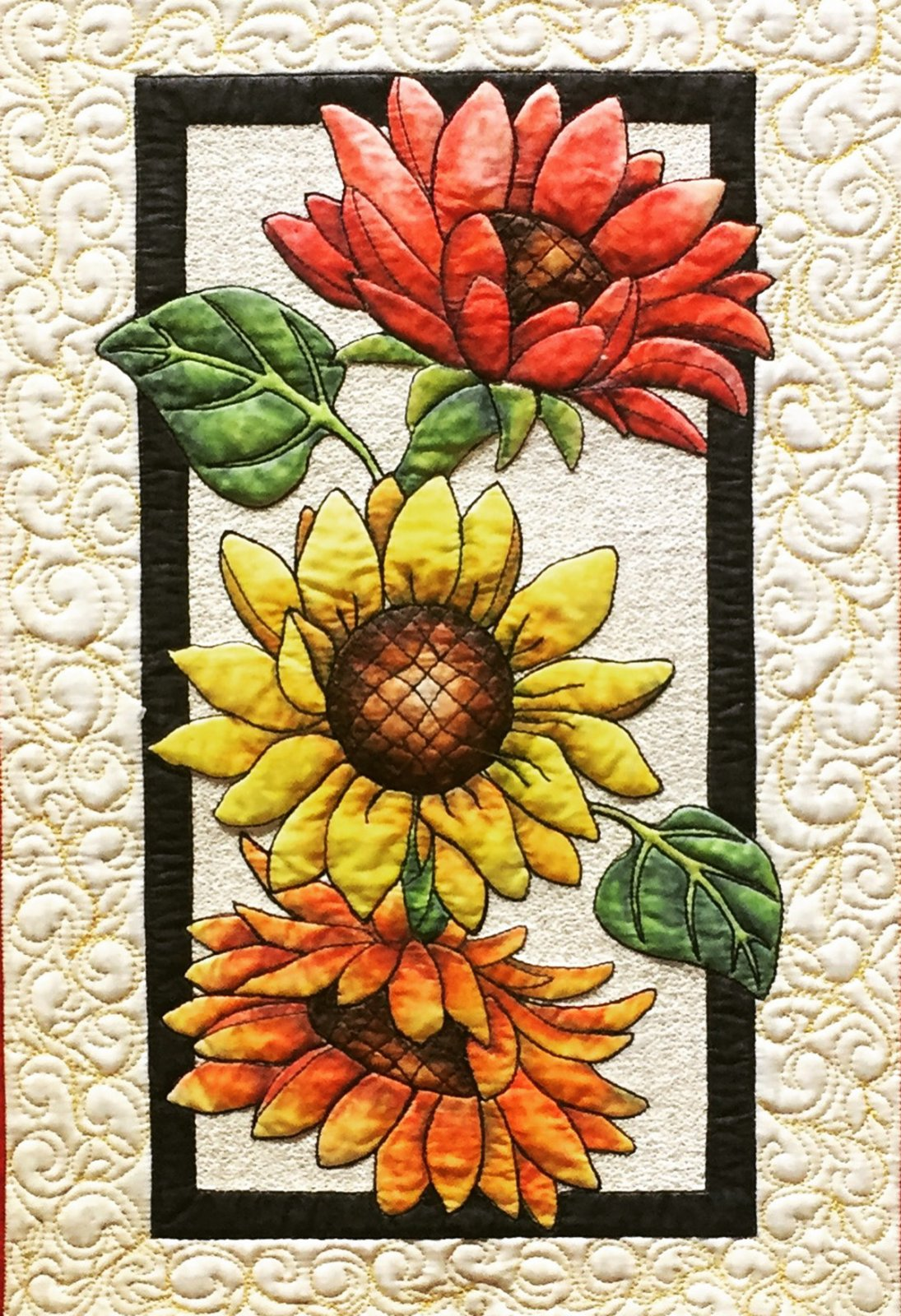 Color Me Quilts Embroidery CD- Sugar Hill Farms Flowers