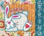 April Mug Rug Kit for Muggies only