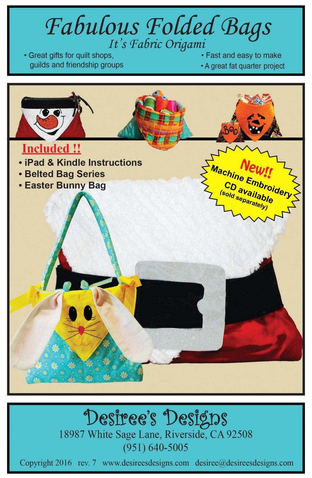 Fabulous Folded Bags