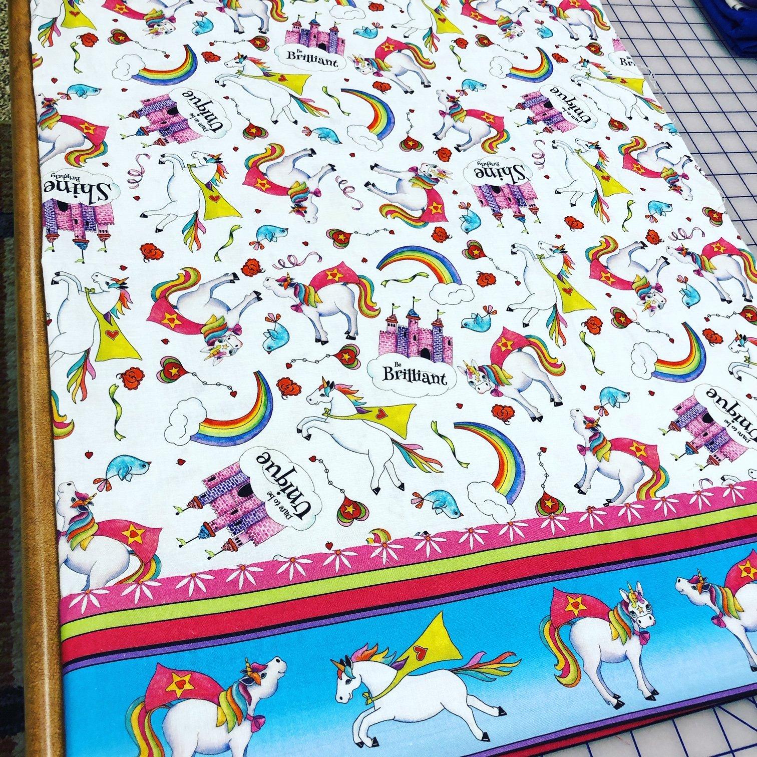 Unicorn Pillowcase Kit- (PCK-26912)