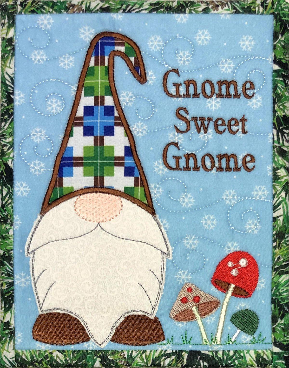 January Gnome Blue Kit