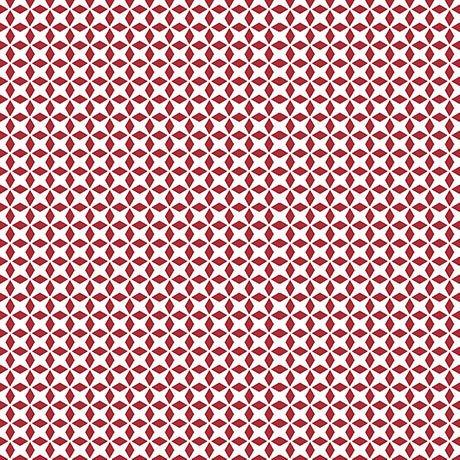Patchwork Farms Grid Fabric 26115