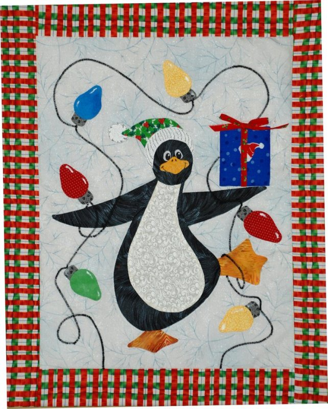 Penguin Holiday Party