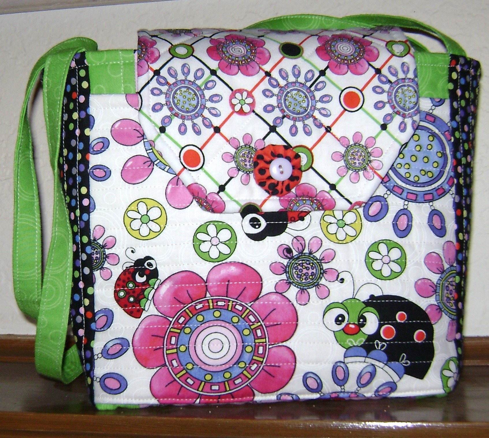 Sew Darn Cute Purse Pattern