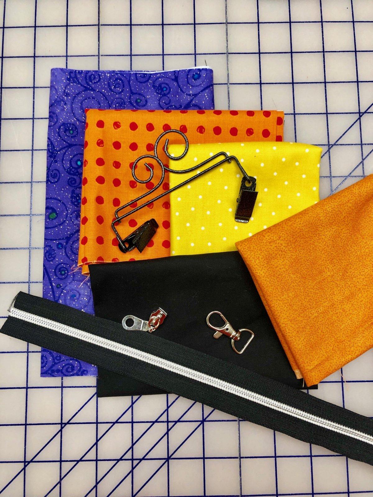 MRK Moonlight Serenade and Zipperhead Pumpkin Pouch kits