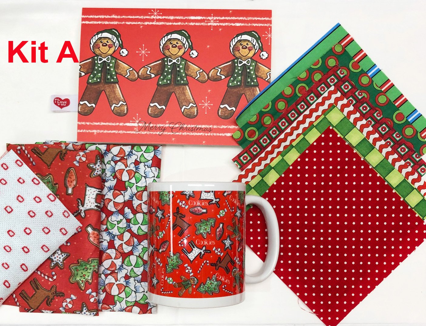 MRK- Christmas Cookie Co/Holiday Cookie Co (Muggies Only)