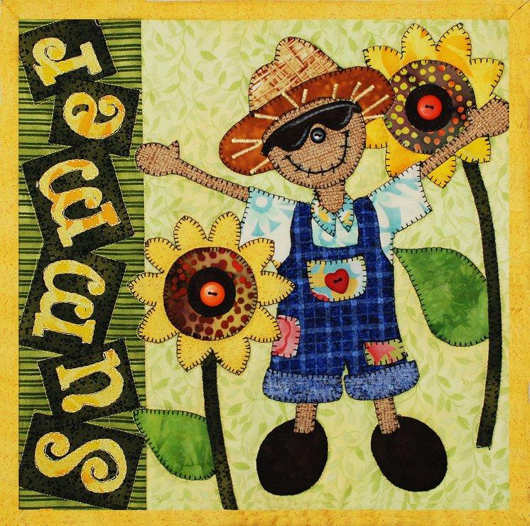 Summer Fun- Scarecrow Series