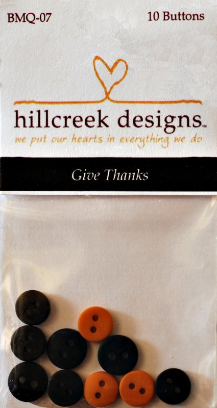 Button pack for Give Thanks