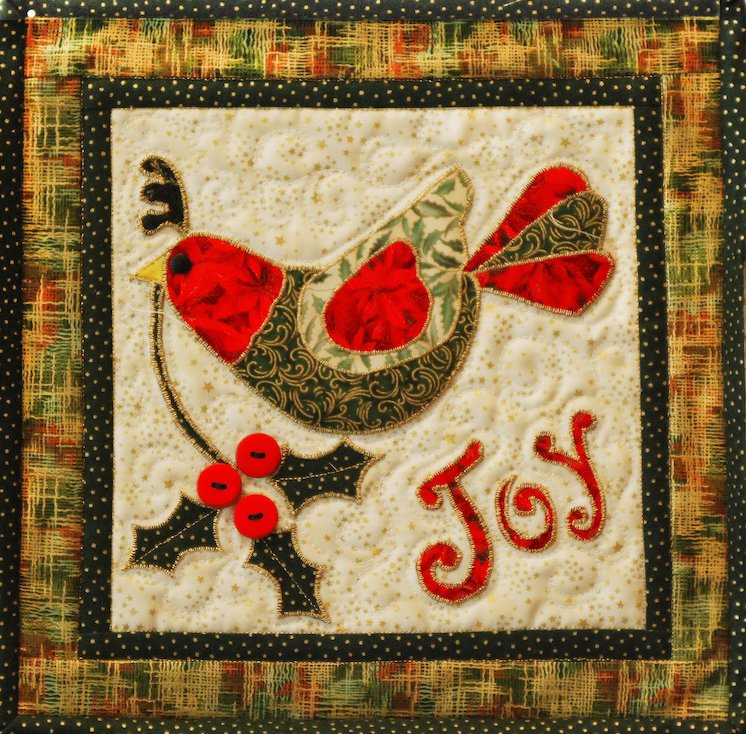 Joy- Holiday Expressions E-Pattern