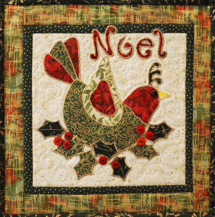 Noel- Holiday Expressions E-Pattern
